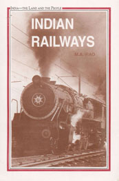 Indian Railways 3rd Edition, 1st Reprint,8123725892,9788123725895