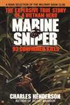 Marine Sniper 93 Confirmed Kills,0425103552,9780425103555