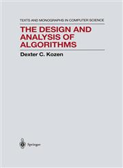 The Design and Analysis of Algorithms,0387976876,9780387976877