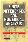 Finite Differences and Numerical Analysis,8121903394,9788121903394