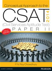 The Conceptual Approach to the CSAT Paper II 4th Edition,933251917X,9789332519176
