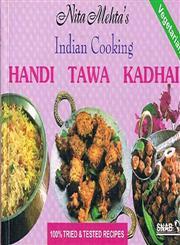 Indian Cooking Handi Tawa Kadhai Vegetarian 9th Print,8186004238,9788186004234