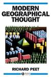 Modern Geographical Thought,1557863784,9781557863782