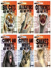 When Pets Attack! [Book Set],1433996774,9781433996771