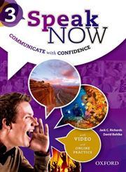 Speak Now, 3,0194030172,9780194030175