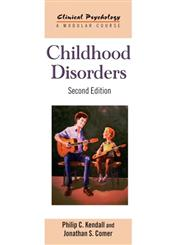 Childhood Disorders 2nd Edition,0415486424,9780415486422