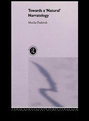 Towards a 'Natural' Narratology,0415585635,9780415585637