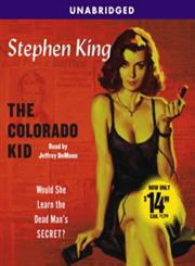The Colorado Kid 4 Disks,074357091X,9780743570916