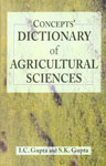 Concepts' Dictionary of Agricultural Sciences,8170223016,9788170223016