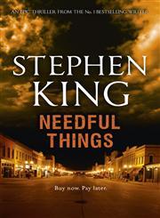 Needful Things,1444707876,9781444707878