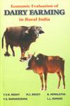 Economic Evaluation of Dairy Farming in Rural India,818321018X,9788183210188