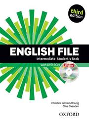 English File : Intermediate  Student's Book with iTutor,0194597105,9780194597104