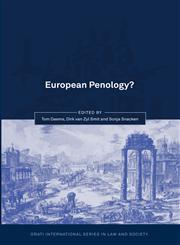 European Penology?,184946233X,9781849462334