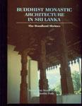 Buddhist Monastic Architecture in Sri Lanka The Woodland Shrines 1st Edition,8170172810,9788170172819