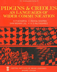 Pidgins and Creoles as Languages of Wider Communication