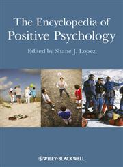 The Encyclopedia of Positive Psychology,1444357921,9781444357929