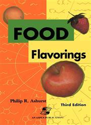 Food Flavorings 3rd Edition,0834216213,9780834216211