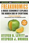 Freakonomics A Rogue Economist Explores the Hidden Side of Everything Revised Edition,0061245135,9780061245138