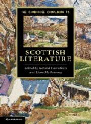 The Cambridge Companion to Scottish Literature,0521762413,9780521762410