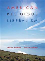 American Religious Liberalism,0253002095,9780253002099