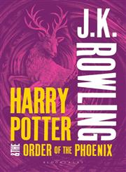 Harry Potter and the Order of the Phoenix 1st Edition,1408835002,9781408835005