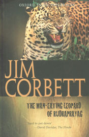 The Man-Eating Leopard of Rudraprayag 30th Impression,0195622561,9780195622560
