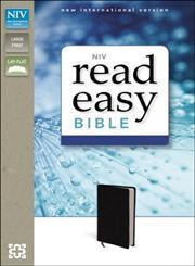 NIV Read Easy Bible Compact,0310432014,9780310432012