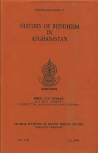 History of Buddhism in Afghanistan 1st Edition,8190014900,9788190014908