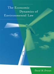 The Economic Dynamics of Environmental Law,0262042118,9780262042116