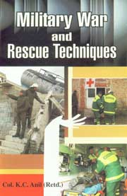 Military Wars and Rescue Techniques,8184201656,9788184201659
