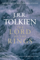 The Lord of the Rings Vol. 1 50th Anniversary Edition,0618640150,9780618640157