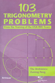 9788181283399 103 Trigonometry Problems From the Training of