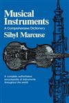 Musical Instruments (The Norton library ; N758),0393007588,9780393007589