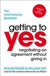 Getting to Yes Negotiating An Agreement Without Giving In,1847940935,9781847940933