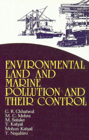 Environmental Land and Marine Pollution and their Control,8170412080,9788170412083