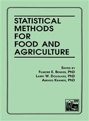 Statistical Methods for Food and Agriculture,1560220007,9781560220008