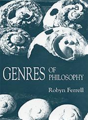 Genres of Philosophy,0754604217,9780754604211