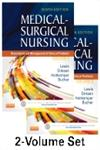 Medical-Surgical Nursing    Assessment and Management of Clinical Problems 2 Vols. 9th Edition,0323100899,9780323100892