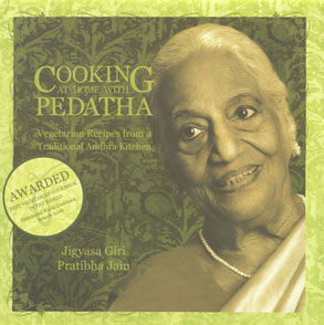 Cooking at Home with Pedatha Vegetarian Recipes from a Traditional Andhra Kitchen 4th Print,8190299301,9788190299305