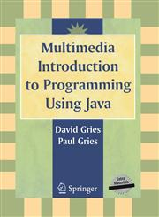 Multimedia Introduction to Programming Using Java,0387226818,9780387226811