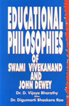 Educational Philosophies of Swami Vivekanand and John Dewey,8176482021,9788176482028