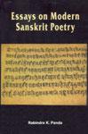 Essays on Modern Sanskrit Poetry 1st Edition,8180902153,9788180902154