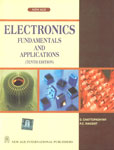 Electronics Fundamentals and Applications 10th Edition,8122427286,9788122427288