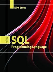 The Sql Programming Language,0763766747,9780763766740
