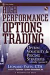 High Performance Options Trading Option Volatility & Pricing Strategies,0471323659,9780471323655