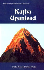 Katha Upanisad With the Original Text in Sanskrit and Roman Transliteration 2nd Impression,8124601100,9788124601105