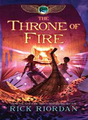 The Throne of Fire,1410436071,9781410436078