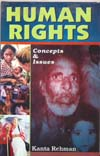 Human Rights Concepts and Issues 1st Edition,8171697992,9788171697991