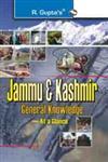 Jammu & Kashmir General Knowledge At a Glance,8178127059,9788178127057