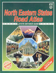 North Eastern States Road Atlas & State Distance Guide Including Sikkim,8187460725,9788187460725